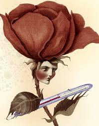 сказка абрамцевой Волшебная роза