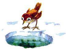 Мой хитрый сынишка: Сумасшедшая птица Бианки