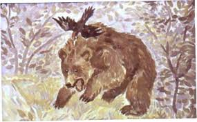 Дремучий медведь паустовский