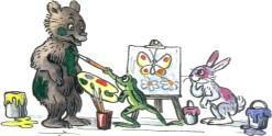 Разноцветные зверята Пляцковский