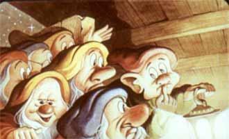 Белоснежка и семь гномов. Братья Гримм