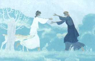 Деметра и Персефона. Мифы Древней Греции
