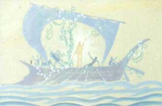 Дионис. Мифы Древней Греции