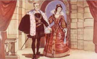 Горбатая принцесса. Испанская сказка