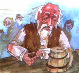 Услышал его вопрос один старый хуторянин и вот что поведал