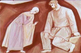 Илья Муромец и Калин-царь. Русские былины