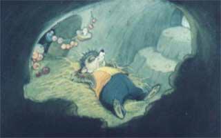 Крапивная горка Грибачев