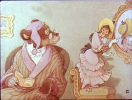 Зеркало и обезьяна Крылов
