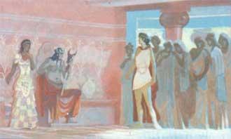Тесей и Минотавр. Мифы Древней Греции