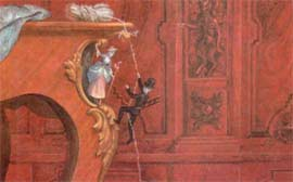 Пастушка и трубочист. Х. К. Андерсен