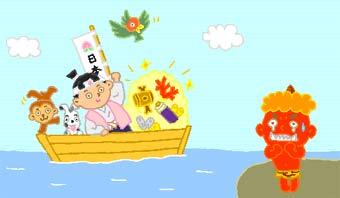 Лучшие в Японии просяные колобки. Японская сказка.