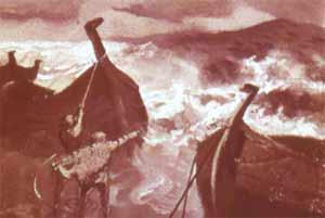 Робин Гуд и корабельщики