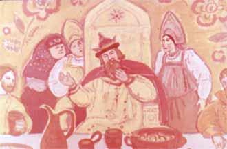 Царь Салтан дивится чуду