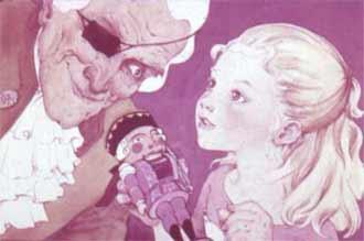 Щелкунчик и Мышиный Король.Любимец. Э.Т.А. Гофман