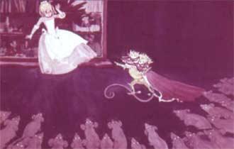 Щелкунчик и мышиный король. Чудеса. Э.Т.А Гофман