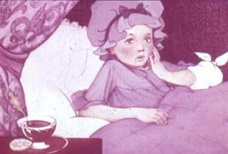 Теперь она знала, что ее Щелкунчик - молодой Дроссельмейер из Нюрнберга