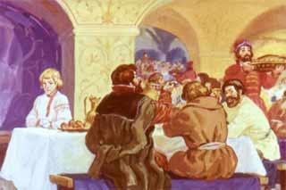 Сивка-бурка. Русские народные сказки