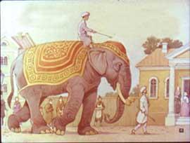 Слон и Моська Крылов