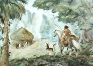Как верблюд получил свой горб. Р. Киплинг